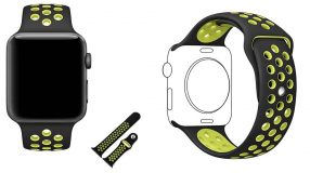 Ventes Flash Amazon : Bracelet Apple Watch Nike, Capteurs sportifs, Enceinte UE BOOM 2 et plus