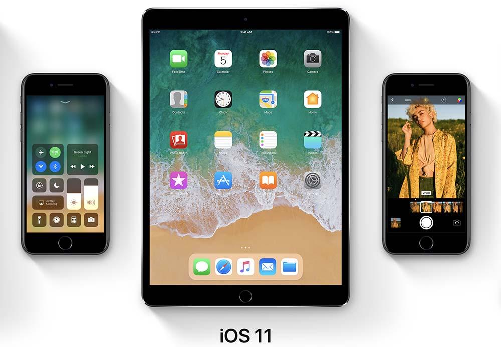 Voici la liste de toutes les nouveautés d'iOS 11 bêta 2