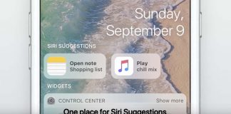 Voici un nouveau concept iOS 11 avec le Dark Mode et bien d'autres changements !