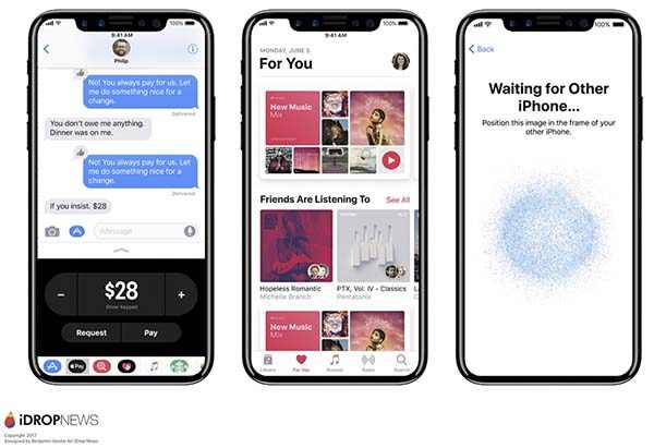 L'application Caméra de iOS 11 supporte nativement les QR Codes