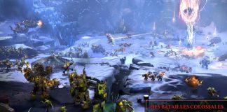 Warhammer 40, 000 : Dawn of War III débarque sur le Mac App Store !