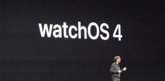 watchOS 4 : voici les nouveautés annoncées à la #WWDC !