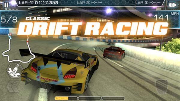 App de la semaine : Apple vous offre le jeu Ridge Racer Slipstream !