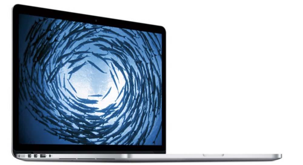 Apple échange temporairement un MacBook Pro 2012/2013 par un modèle plus récent