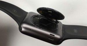 Apple étend la garantie de la première Apple Watch suite au décollement du dos