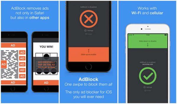 Apple interdit les vpn destin s bloquer la publicit sur ios for Blocage fenetre publicitaire
