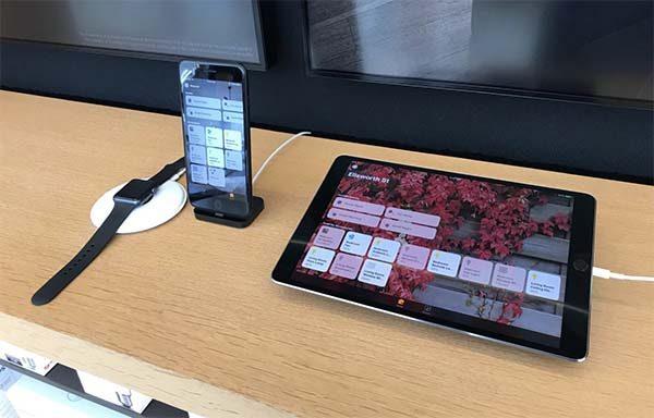 Apple invite ses clients à venir tester les dispositifs HomeKit en Apple Store