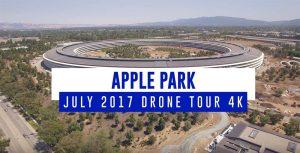 Apple Park : un nouveau survol du site montre la fin des travaux [Vidéo 4K]