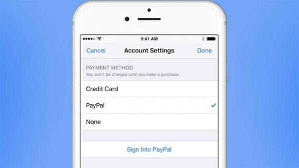 apple permet maintenant de payer avec paypal au royaume uni et en australie. Black Bedroom Furniture Sets. Home Design Ideas