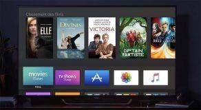 Apple propose tvOS 10.2.2 bêta 5 aux développeurs