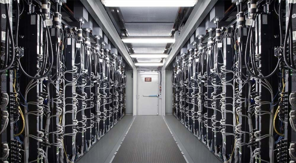 Apple se prépare à construire un Data Center iCloud dans la province de Guizhou