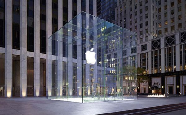 Apple Store : la boutique de la 5e Avenue pourrait être prête avant Noël 2018