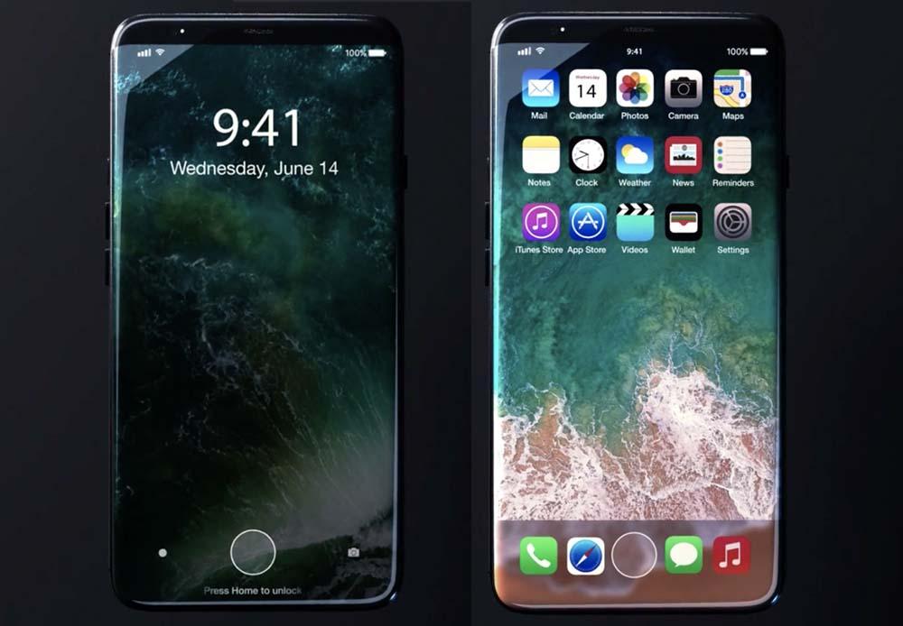 Apple travaillerait déjà sur l'iPhone de 2018 !