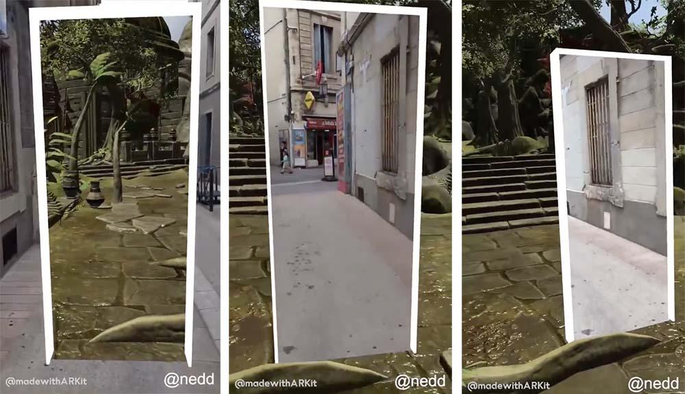 ARKit : nouvelle démonstration qui vous envoie dans une autre dimension [Vidéo]