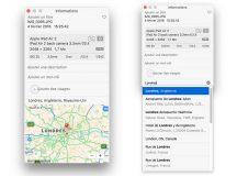 Astuce macOS - Intégrer la géolocalisation aux photos