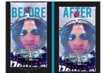BetterPhotoCrop permet de recadrer une photo sans invoquer le Centre de notification
