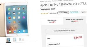 Bons Plans Fnac : iPad Pro, iPad Air 2, iPad Mini 4, Caméra d'action 4K et BlackBerry Passport