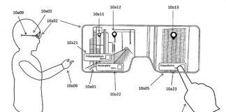 Brevet : Apple a une nouvelle pour la réalité augmentée avec un casque AR