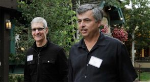 Charitybuzz : le déjeuner avec Eddy Cue à l'Apple Park a généré 26 000$