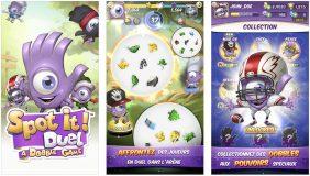 Dobble, le célèbre jeu de cartes d'Asmodee maintenant sur iPhone !