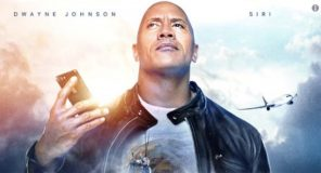 Dwayne Johnson (The Rock) et Siri ensemble dans une nouvelle pub Apple !