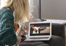 Fender travaille sur une application iOS pour apprendre à jouer de la guitare