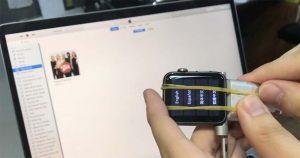 iBus : voici un câble pour restaurer l'Apple Watch avec iTunes [Vidéo]