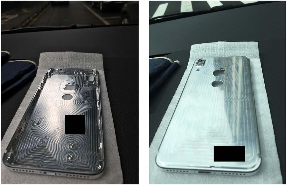 iPhone 8 : Apple a opté pour l'intégration du Touch ID dans le bouton d'allumage