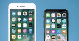 iPhone 8 : la taille d'écran pourrait finalement être plus grande !