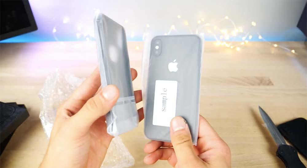 iPhone 8 : prise en main de la maquette dans sa version finale ! [Vidéo]