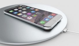 iPhone 8 : un chargeur sans fil vendu séparément et avec du retard ?