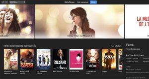 iTunes : les achats et locations de films en chute libre à cause de la concurrence