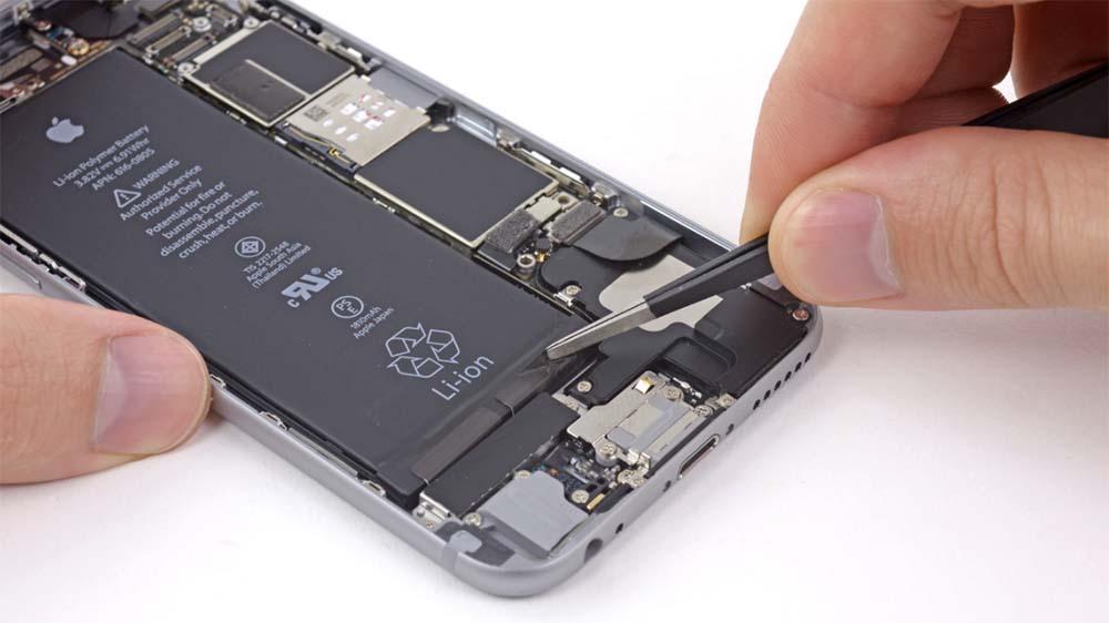 LG, fournisseur exclusif des batteries de tous les iPhone en 2018 ?