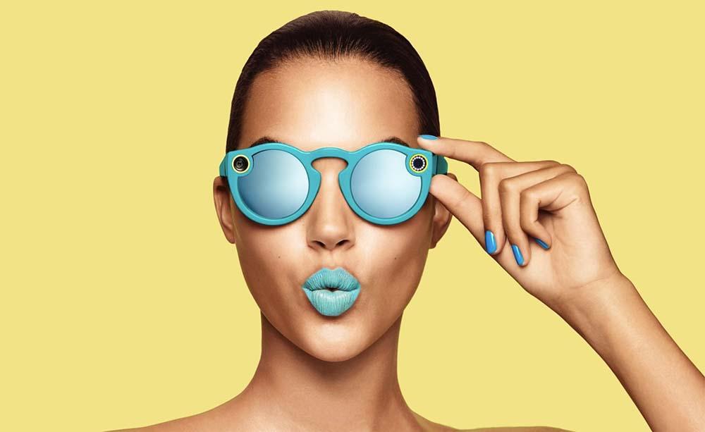 Les lunettes Spectacles de Snapchat disponibles sur Amazon !