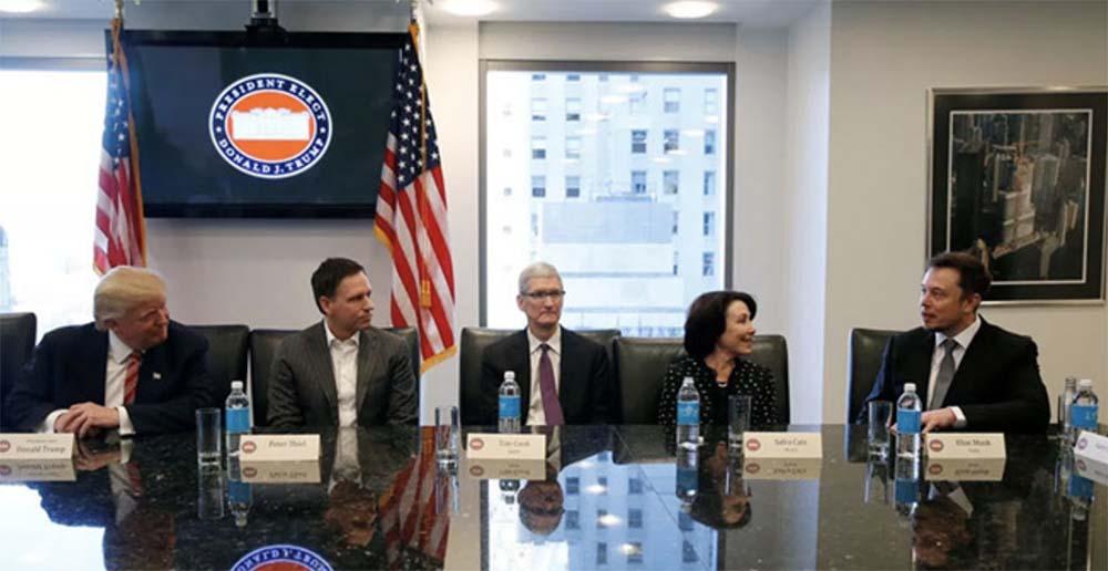 La Maison Blanche souhaite rencontrer Tim Cook pour améliorer les politiques éducatives du pays