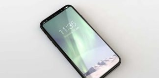 Nouveau rendu de la version « finale » de l'iPhone 8