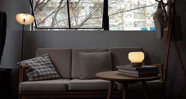 Novodio Bulb : Présentaient de la Lampe LED avec dock Lightning