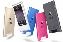Officiel : Apple stoppe les ventes d'iPod nano et iPod Shuffle !