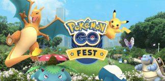 Pokémon GO : Niantic reporte le GO Fest européen suite aux problèmes de serveur