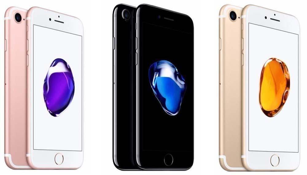 #Soldes : iPhone 7 256Go à 799€ au lieu de 989€ et -200€ sur le MacBook Air !