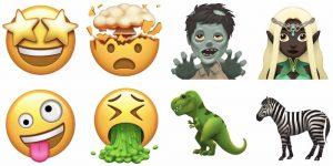 Voici les nouveaux Emojis prévus dans iOS 11 et macOS High Sierra