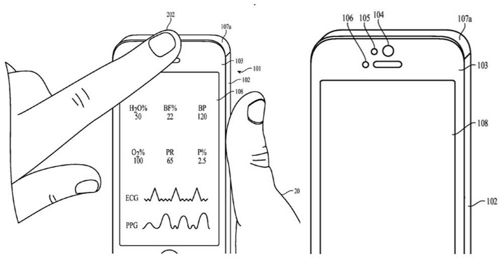 Apple montre comment utiliser des mesures médicales avec les futurs iPhone