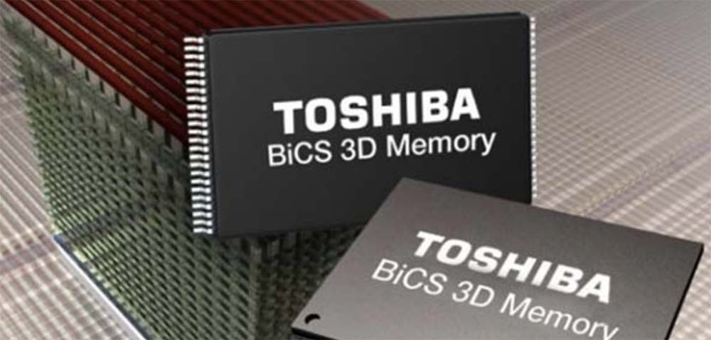 Apple toujours en course pour le rachat des puces Toshiba