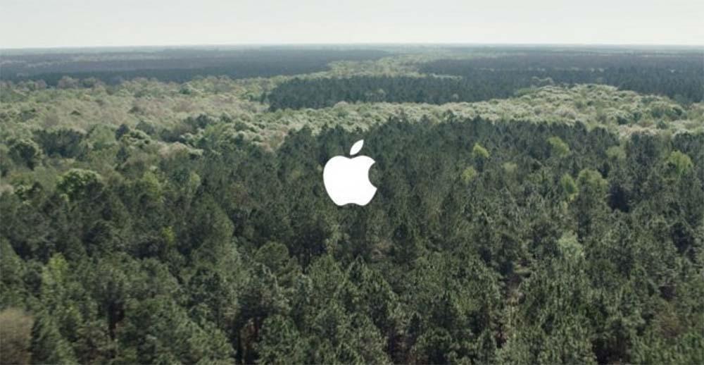 Apple toujours plus verte, même dans l'emballage