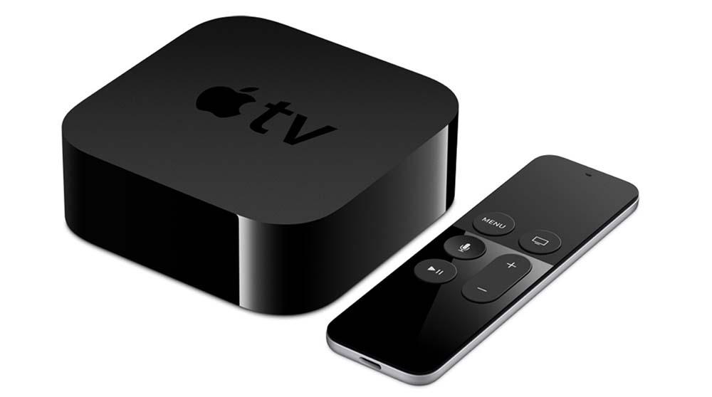 L'Apple TV 4K sera officiellement dévoilée à la keynote