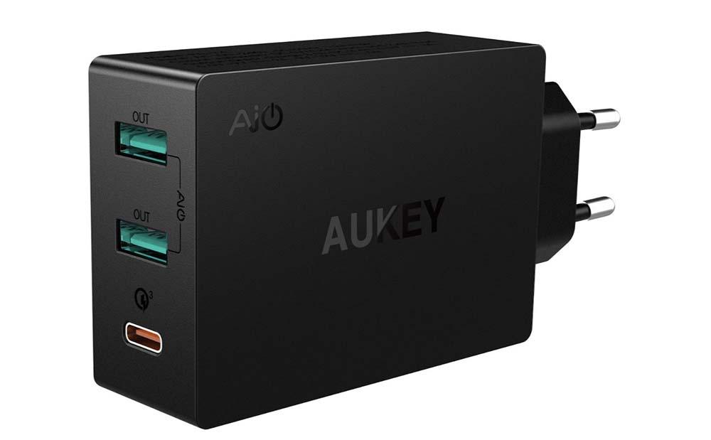 Bon plan Aukey : Batterie 5000mAh et Chargeur USB-C grâce à nos codes promo