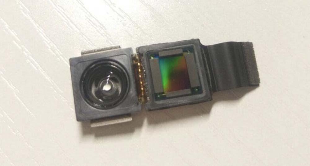 Voici le possible capteur photo 3D de l'iPhone 8