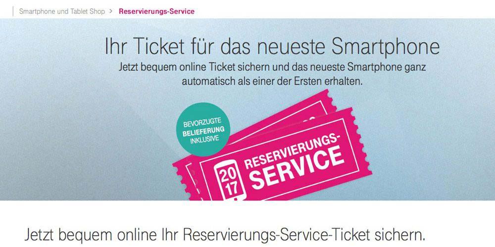 Deutsche Telekom lance les réservations d'iPhone 8 !