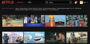 Disney dit au revoir à Netflix en faveur d'un nouveau service de streaming