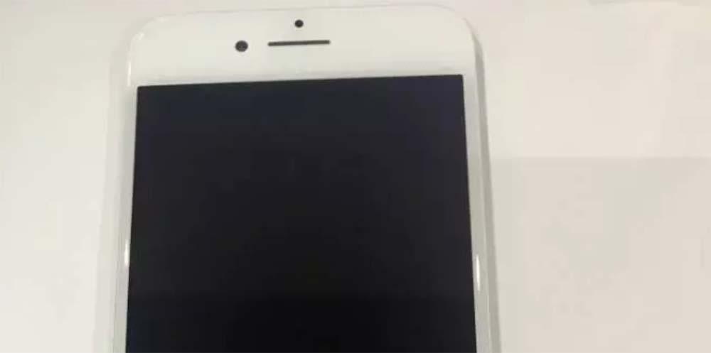 Fuite de l'écran de l'iPhone 7s peu avant la keynote